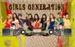 SNSD 'Hoot' by GraPHriX