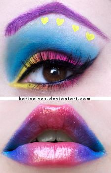 I Heart Colour by KatieAlves