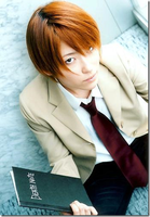 6 Death note cosplay  Light by Gyaru-neverdie