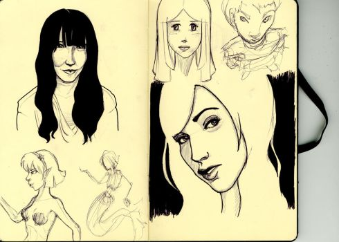 Sketchbook4 by Sunsquid
