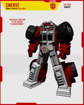 MINIBOT SWERVE by F-for-feasant-design