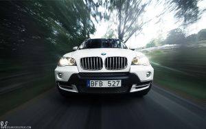 BMW X5 - incoming X5 - by dejz0r