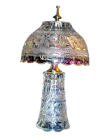 Crystal Glass Lamp~ Stock by RMS-OLYMPIC