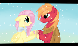 First snow by Urin-MP