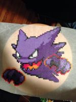 Haunter from Pokemon by Yohobojoe