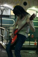Marceline - Rockin' Out by Rainbow-Flavour