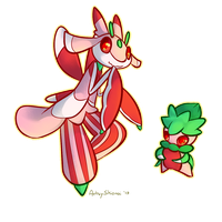Lurantis and Fomantis [+VID]