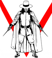 V for Vendetta by Imperal