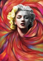 Within Marilyn by LUN2004