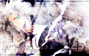 Hitsugaya Toushiro - Wallpaper by WilliaM-DN