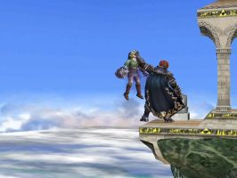 Ganondorf wins by Jam42