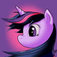 Twilight Sparkle by Rayhiros