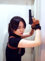 Me as Claire Redfield 05 by Cocoz42