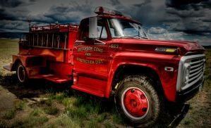 Jefferson Fire by kcline78