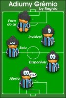 Adiumy Gremio by Regivic