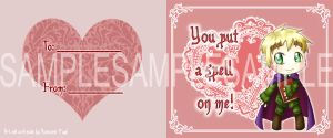 APH V-day card: England by roseannepage