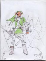 Link the Pensioner by Luke-the-F0x