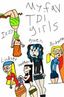 my favorite tda girls by citrus000