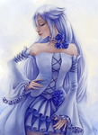 the goddess who grants wishes by HeroicPlights