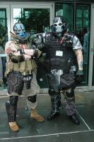 Army of Two by Just-Be-Human