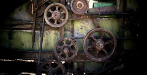 Old Gears by Vansize32