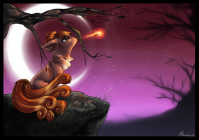 Vulpix - Silent Night by Psunna
