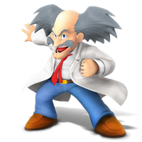 Dr.Wily Render by Nibroc-Rock