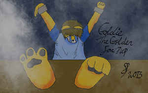 Goldie's Dungeon Torture by SlateFang