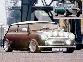 Mini Cooper Classic by caingoe
