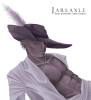Jarlaxle: The Dark Elf Trilogy by x-Kaze-x