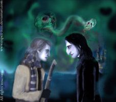 The Gatekeepers by Expell-HUN by HogwartsArt
