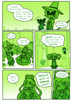 How I Loathe Being a Magical Girl - Page 46 by Nami-Tsuki