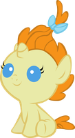 Pumpkin Cake Vector by Clonehunter