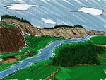 Landscape quick art. by Elden-rucidor