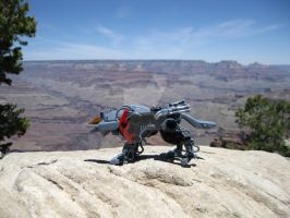 Red's Grand Canyon Adventure 1 by Liger-Zero-Schneider