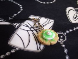 Ghoulish dessert charm by alternativeicandy