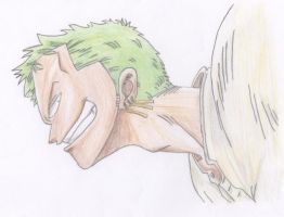 Zoro by InvisibleJune