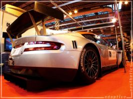 Aston DBR9 by dobedemon