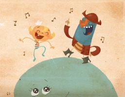 I miss Flapjack by rismo