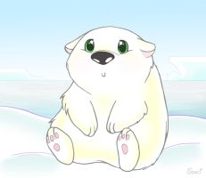 Polar Bear by RiverCreek