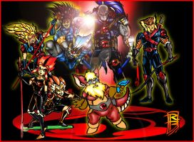 Thundercats-ver 2 by BigRob1031