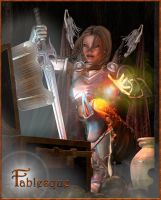 Fablesque by Synpainter