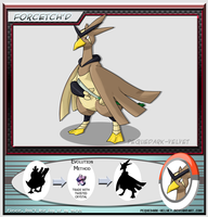 Alternative Evo: FORCETCH'D by PEQUEDARK-VELVET