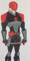 The Red Hood Redesign by Trmartin0919