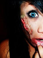 Infected Psychozombiee by Stormbass