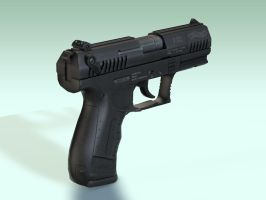 Walther P22 by warag