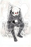 Mr. Freeze by jasonbaroody