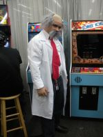 Dr. Wily by 15marbles