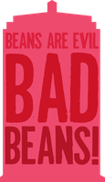 Beans are evil by morwenvaidt