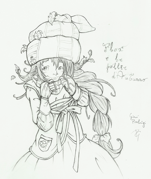 Flox Pollimon (from Fairy Oak) by Anavrin96
